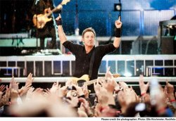 25/6 2016 Konsertresa Bruce Springsteen & The E Street Band Ullevi Göteborg
