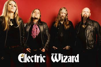 Kultförklarade Electric Wizard levererar doom-metal på Sweden Rock Festival!