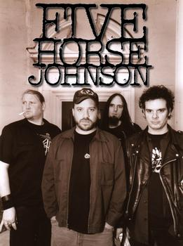 Five Horse Johnson till SRF