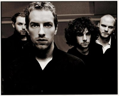 Where The Action is , med bl.a Coldplay