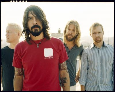 Konsertresa Foo Fighters