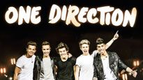 One Direction Konsertresa 2014