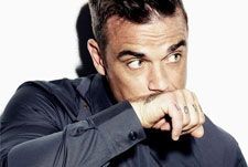 Bussresa Robbie Williams Stockholm